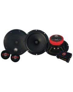 """Db Drive S3 65CV2 Speakers 6.5"""" Component"""