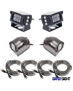 Safesight SS-CAM-PKG-1 Quad Camera package