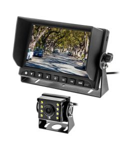 Safesight SC9007HD 7 inch 720p High Definition Commercial RV Back Up Camera System