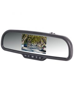 "Safesight RV-458 4.3"" Rearview Mirror monitor - LCD Monitor"