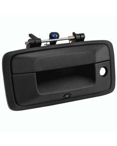 Safesight RVCGMTC CMOS Tailgate Handle Back Up Camera For 2014 - 2017 Chevrolet / GMC Pickup Trucks - Black