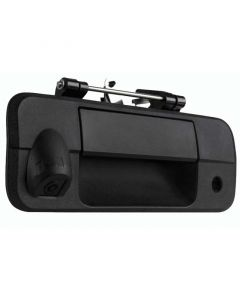 Safesight RVCTUTGC CMOS Tailgate Handle Back Up Camera For 2007 - 2013 Toyota Tundra - Black