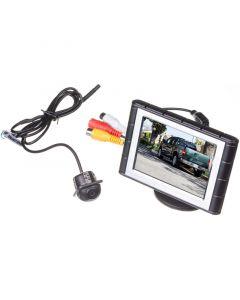 Safesight SC3102-TOP451M Back up camera system - Monitor & Camera