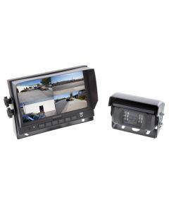Safesight SC9001QSH Commercial grade back up camera system