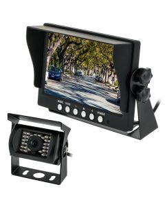 Safesight SC9003HD 7 inch High Definition Commercial RV Back Up Camera System - Main