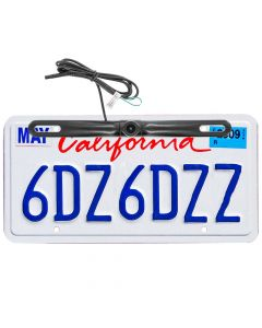 Safesight TOP-SS-ML02 License plate camera - Mounted on plate