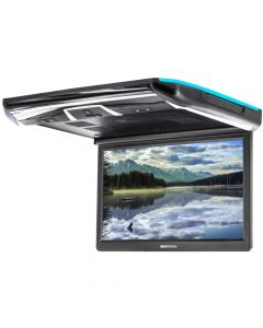 "Soundstream PMD‐143H Ceiling-Mount 14.3"" DVD Entertainment System with 3 Interchangeable Color Skins & Mobile Link for Vehicles"
