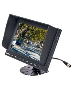 Safesight TOP-SS-009L 9 inch back up LCD monitor - Left Side
