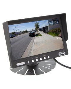 Safesight TOP-SS-D7001Q Universal 7 inch Monitor - Left view