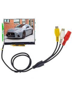 """Safesight TOP-SS-LCD355AL 3.5"""" Raw LCD monitor"""