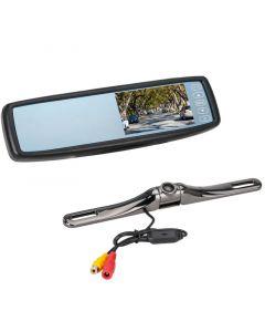 Safesight SC4101-TOP-SS-ML02 backup camera system
