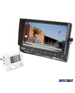 Safesight SC1004W Commercial Back up camera system - Monitor and Camera