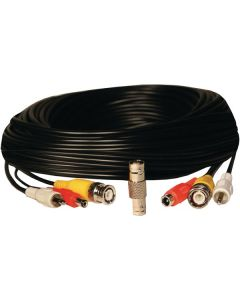 Security Labs SLA-41 BNC A/V Power Extension Cable, 50 ft