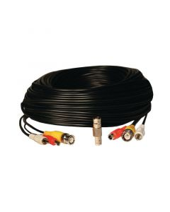 Security Labs SLA-42 BNC A/V Power Extension Cable (100 ft)