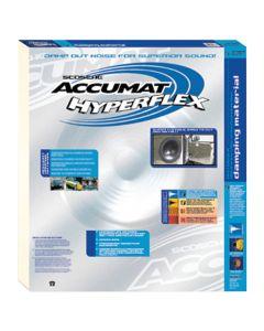 EFX By SCOSCHE AMT060HF Accumat Hyperflex Sound Dampening Material