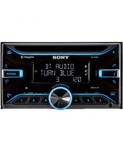 Sony WX-920BT Double DIN Car Stereo Receiver - Main