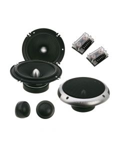 Soundstream PF.6 Picasso Series 6.5 inch Component Speaker System