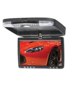 """Soundstorm S9CBL 9"""" All-In-One Flip-Down Tft Monitor & DVD Player With Ir Transmitter"""