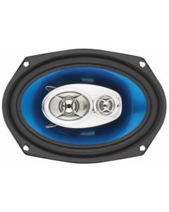 Sound Storm (SSL) F369 6x9 Inch 3-Way Speaker 400 Watts Poly Injection Cone