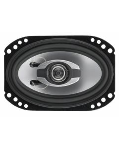 Sound Storm (SSL) GS Series GS246 4x6 Inch 2 Way 200 Watt Speaker with Poly Injection Cone