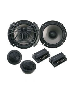Soundstream AC.6 Arachnid Series 6.5 inch Component Speaker System