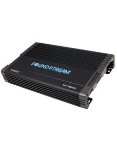 Soundstream AR1.4500D Arachnid 4500 Watt 1 Channel Car Amplifier