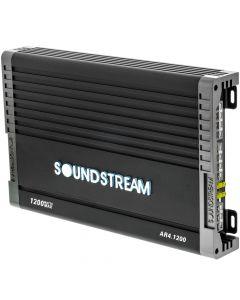 Soundstream AR4.1200 Arachnid Series 1,200W Class A/B Full Range Amplifier