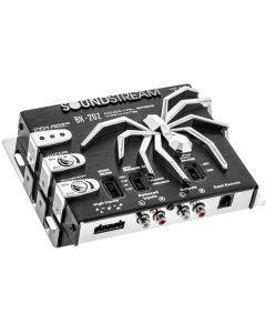 Soundstream BX-20Z Digital Bass Reconstruction Processor with Dash Mount Remote Control