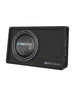 """Soundstream PSB.12A 12"""" Picasso Series 600 Watt Sealed Powered Subwoofer - Single 4 ohm"""