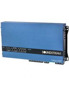 Soundstream RN5.2000D Rubicon Nano Series 2,000 Watt Class-D 5-Channel Amplifier
