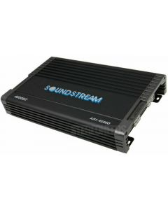 Soundstream RS5.4500D Reserve 5-Channel Amplifier - 4500 Watts