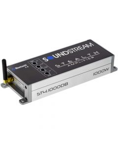 Soundstream ST4.1000DB Car Audio Amplifier with Bluetooth - Main