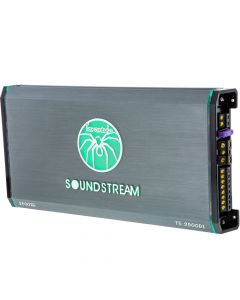 Soundstream T5.2500DL 2500 Watt 5 Channel Class D Amplifier