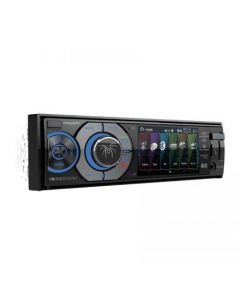 "Soundstream VR-345B Single DIN In-Dash DVD/CD Receiver with Bluetooth and 3"" LCD Display"