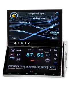 """Soundstream VRN-DD7HB Double DIN Dual 7"""" Capacitive Touchscreen Receiver - Main"""