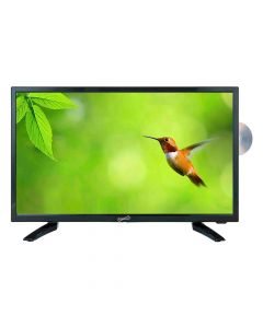 """SuperSonic SC1912 18.5"""" HD LED TV and DVD Combo with AC/DC power adapter"""