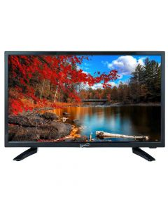 """SuperSonic SC2411 24"""" HD LED TV with AC/DC power adapter"""