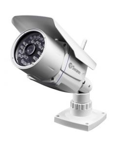 Swann SWADS-460CAM-US HD Outdoor Day/Night Wired/Wi-Fi IP Camera-left side