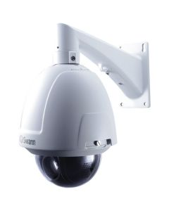 Swann SHD-855CAM 1080p Outdoor PTZ Dome Camera with 20X Optical zoom - Side view