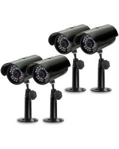 Swann Swa11-C2 Indoor/Outdoor Cameras 4 Pack