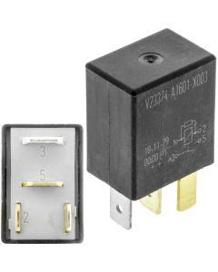 TE Connectivity V23374-A1601-X003 12 VDC Automotive 4-Pin Relay SPST 30A - main