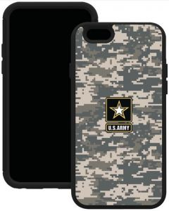 "Trident AG-API647-BKK06 Army Camo iPhone 6 4.7"" Aegis Series Case - Main"