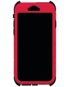 """Trident KN-API647-RD000 iPhone 6 4.7"""" Kraken A.M.S. Series Case with Holster - Red-front"""