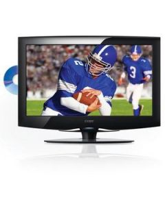 """Coby TFDVD2295 22"""" LCD TV 720P Combination"""