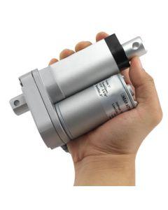 "Quality Mobile Video TOP-A6101T 1"" Stroke 12 Volt Linear Actuator 110LB capacity"
