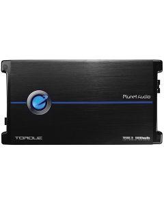 Planet Audio TR5000.1D Torque Series 5000 Watt Class D Monoblock Car Audio Amplifier