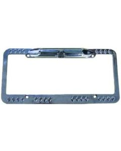 Tview LS300NV License Plate Frame with Built In Night Vision Camera