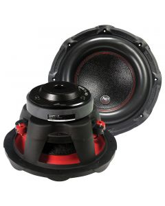 "Audiopipe TXX-BDC1-10 10"" Single Magnet 800 Watt Subwoofer - Dual 4 Ohm"