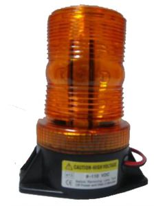 Safesight UL8100 LED Warning Light for back up, Emergency, and Safety 9-100VDC