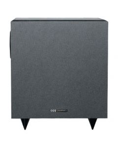 BIC America V80 8 inch Down Firing Powered Subwoofer - Front panel